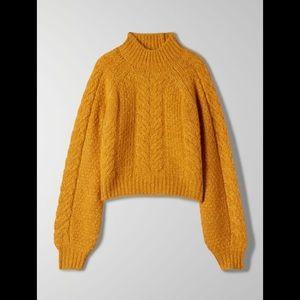 NWOT Aritzia Sunday Best Melly Sweater